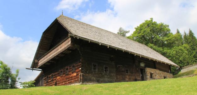 Rosegger-Geburtshaus Alpl