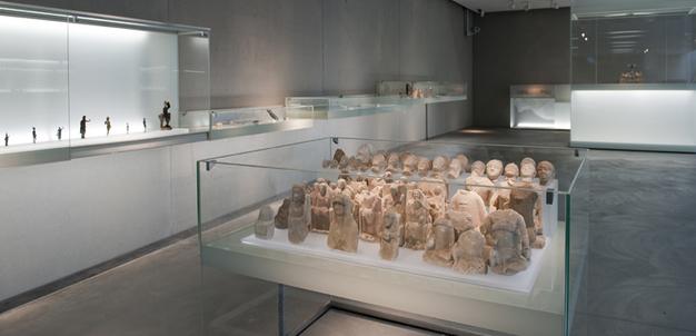 Arch�ologiemuseum, Schloss Eggenberg