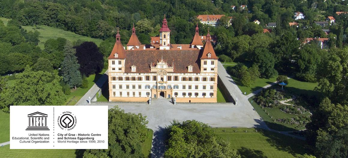 Universalmuseum Joanneum :: Schloss Eggenberg, Prunkräume und Gärten