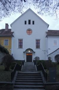 Antoniuskirche in der Paulustorgasse, 8010 Graz Foto: UMJ