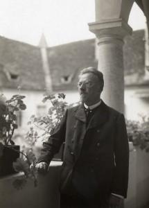Viktor Geramb; Foto: Privatbesitz