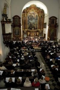 Hirten- und Krippenlieder in der Antoniuskirche, Foto: UMJ