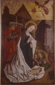 Die Geburt Christi nach der Version der heiligen Birgitta
