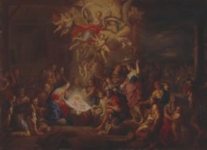 Franz Christoph Janneck, Anbetung der Hirten