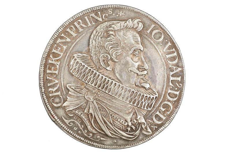 Hans Ulrich von Eggenberg, Taler 1629, © UMJ