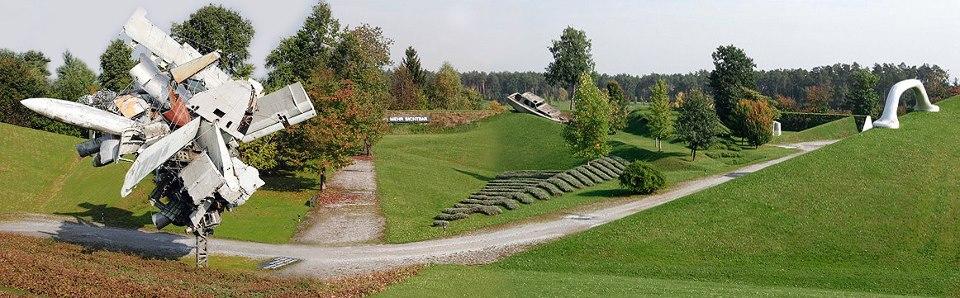 So sieht der Park bei Tag aus... , Foto: UMJ