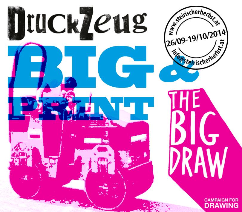 Big Draw, © DruckZeug