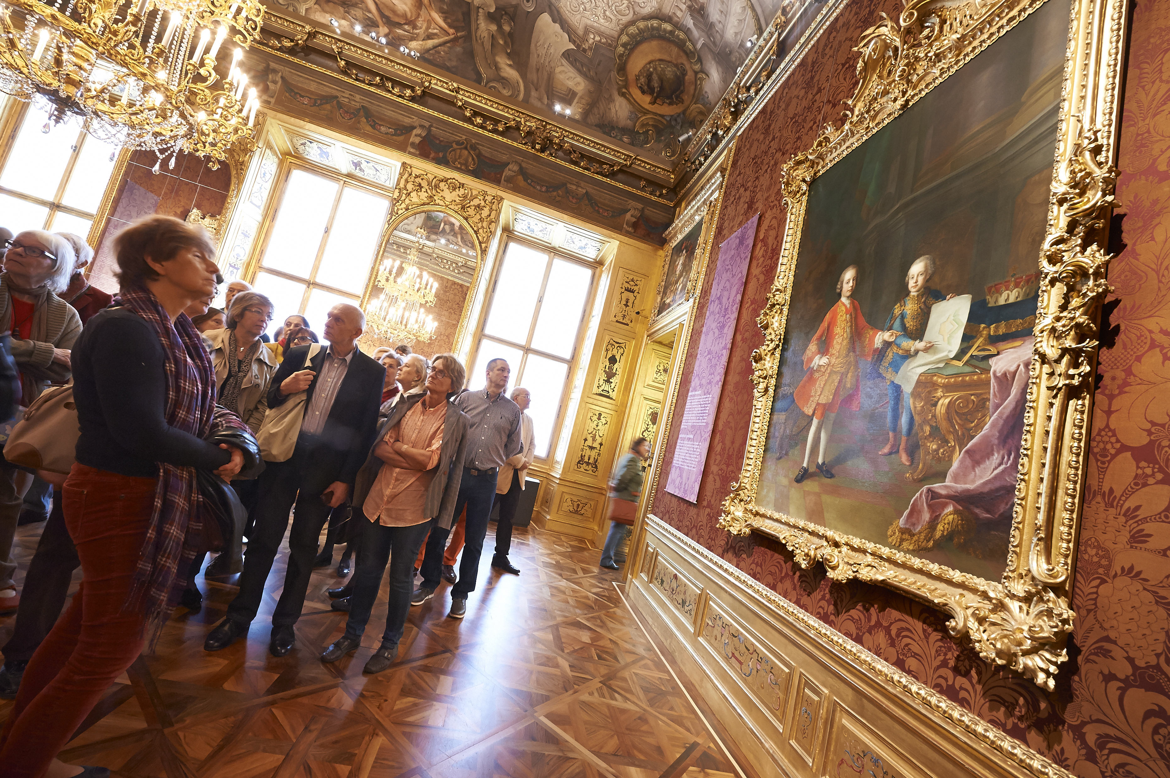 Ausstellungsansicht, Foto: Sabine Klimt © Belvedere, Wien