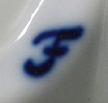 """F"" für ""Fürstenberg"" (Sockel), Foto: V. Delic/UMJ"