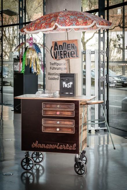 ANNENVIERTEL-Mobil, Foto: UMJ/N. Lackner
