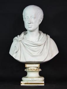 Ferdinand I., Wiener Porzellanmanufaktur, dat. 1835, KHS, Inv.-Nr. 0617