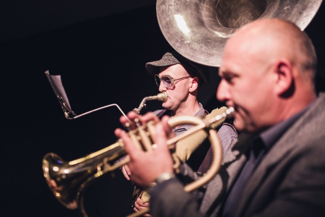 Papa Steph and his Brass Band, Foto: Heldentheater