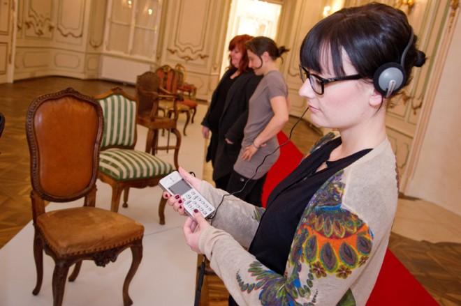 Audioguide, Museum im Palais, Foto: UMJ