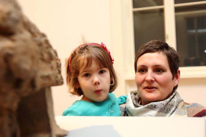 Auch den Kleinen macht der Museumsbesuch Spaß, Foto: Universalmuseum Joanneum