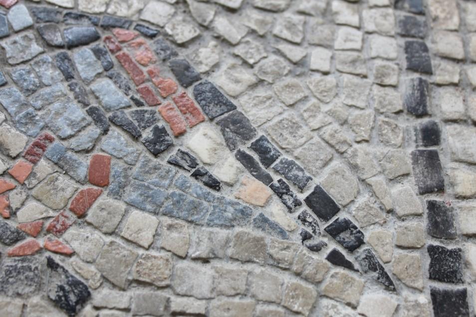 Bodenmosaik Wagna/Flavia Solva