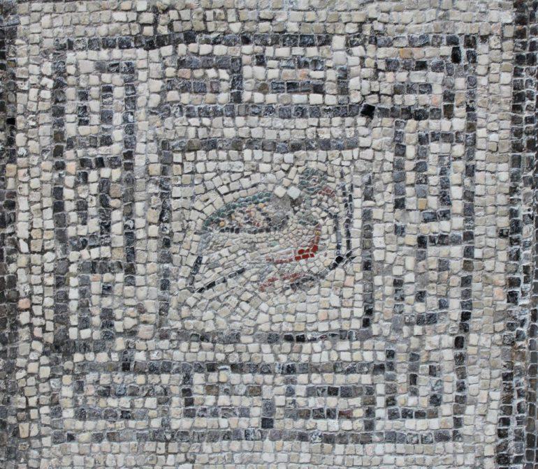 Bodenmosaik, Wagna/Flavia Solva