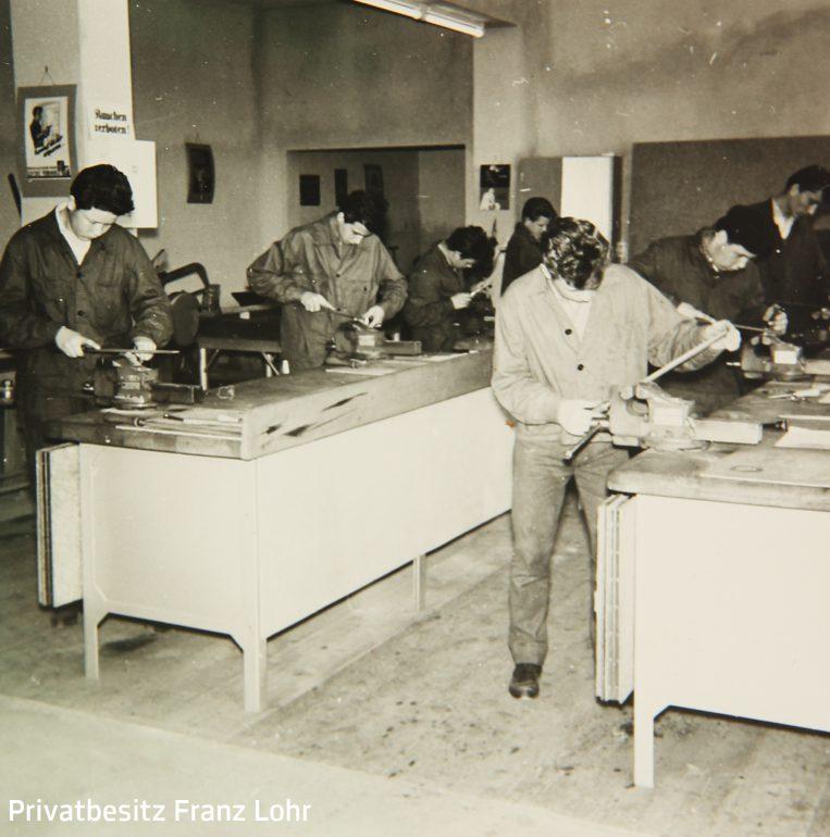 Lehrwerkstatt der Landesberufsschule Murau