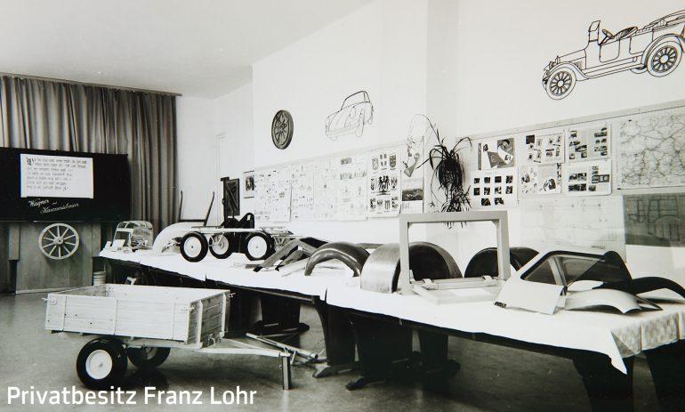 Landesberufsschule Murau für Wagner und Karosseriebauer