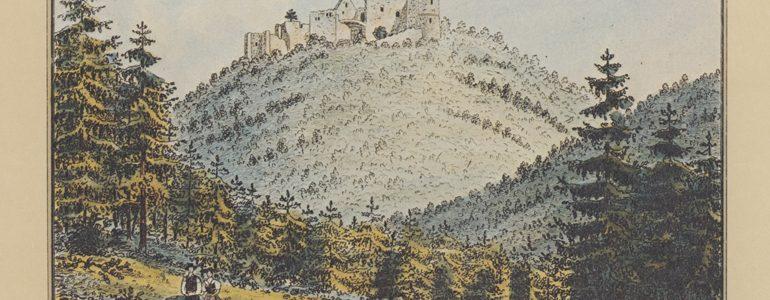 Ruine Alt-Gösting