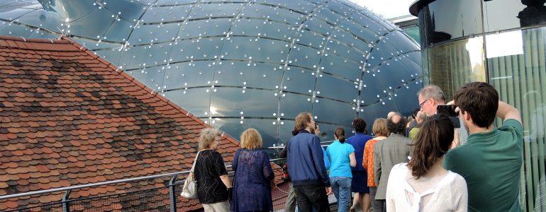 """Alle Mitglieder des """"Club Joanneum"""" genießen freien Eintritt in alle unsere Museen. Foto: Markus Hall"""