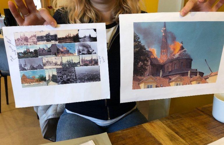 Memory-Workshop, Foto: Lise Paulsen Galal