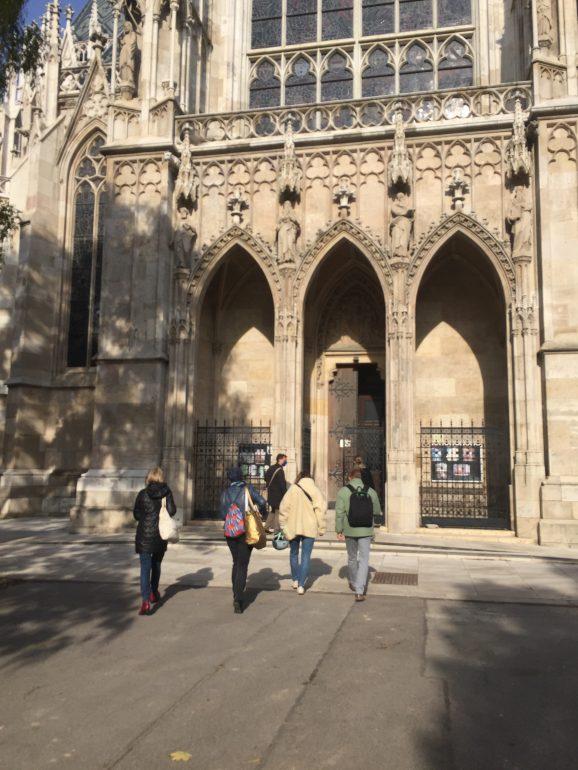 Votivkirche, Foto: Eva Tropper