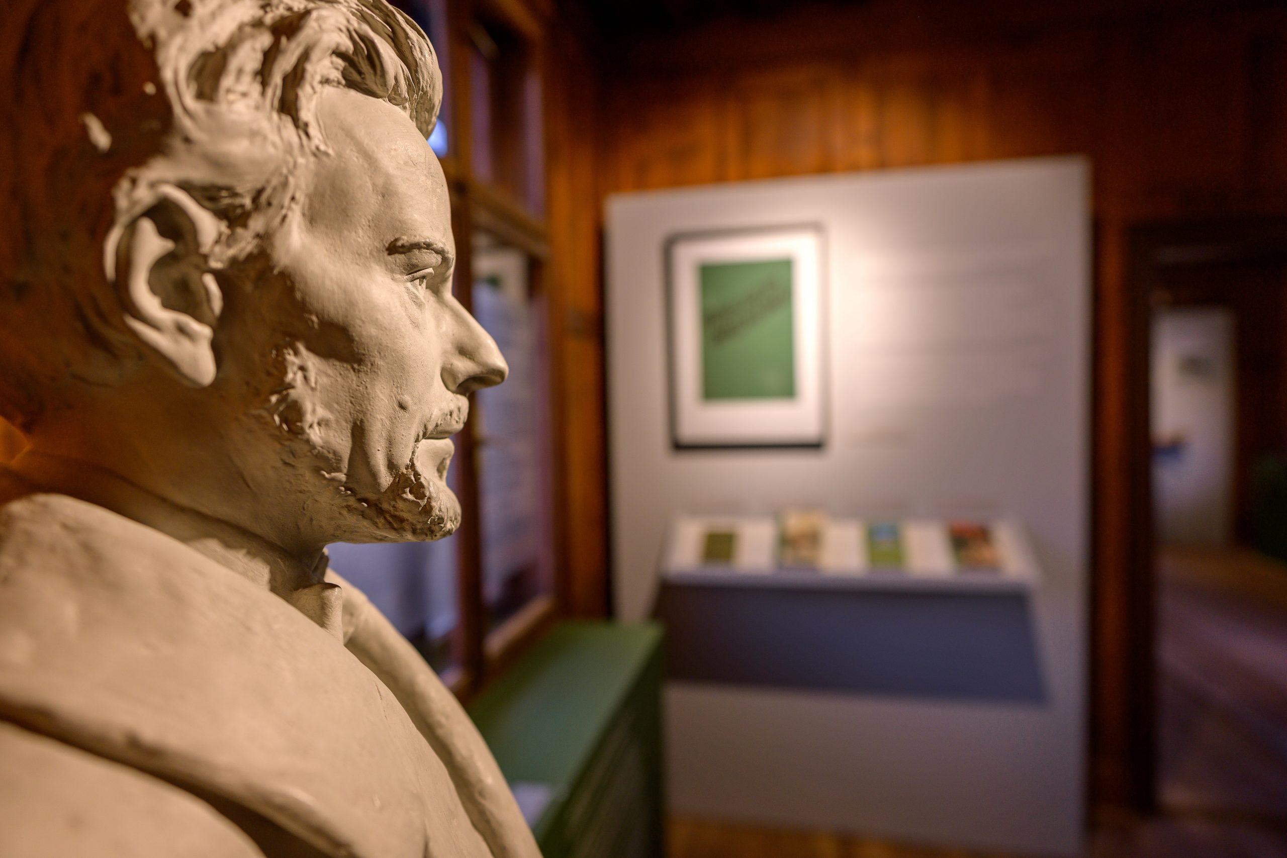 Ansicht Sonderausstellung wald.heimat, Foto: Universalmuseum Joanneum/Grafebner
