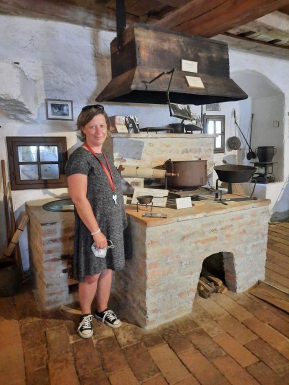 Beatrice Strohmeier im Museums im Tabor