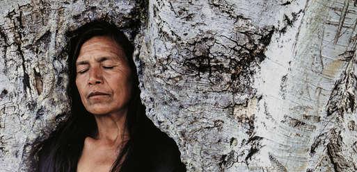"""Shirin Neshat, """"Tooba"""", 2002, Video still,"""