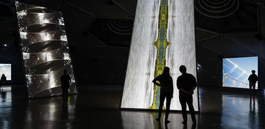 Kunsthaus Graz, 2020, Foto: Universalmuseum Joanneum/N. Lackner