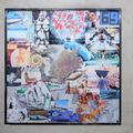 Peter Kogler, Ohne Titel, 2019, aus der Serie: Chronologie 1984-2019, Courtesy des Künstlers