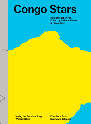 Exhibition catalogue for Congo Stars - Publications