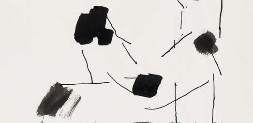 """Josef Pillhofer, """"Sitzender nach links"""", 1968, Privatbesitz, Foto: UMJ/N. Lackner, © Bildrecht Wien, 2021"""