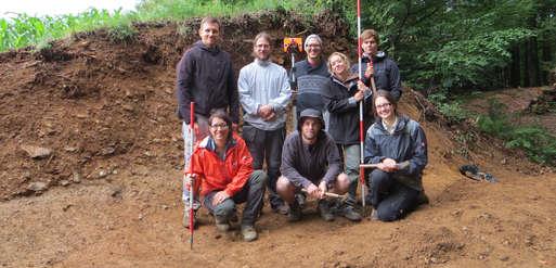 Das internationale Iron-Age-Danube Team,