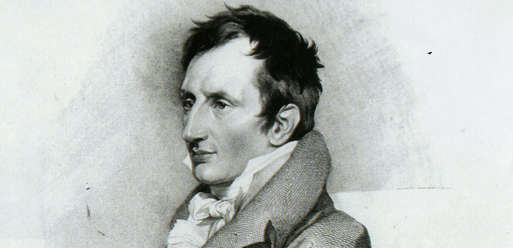 Porträt Joseph von Hammer-Purgstall,