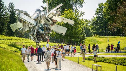 Spätsommerfest im Österreichischen Skulpturenpark, Foto: Universalmuseum Joanneum/F.S.K.