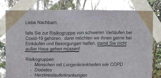 ein Beispiel für Nachbarschaftshilfe, Foto: Universalmuseum Joanneum/J. Eipper-Kaiser