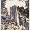 """Günter Brus, """"Die Ruine"""", 1984,"""