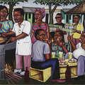 Moke, Kinshasa, 1999,