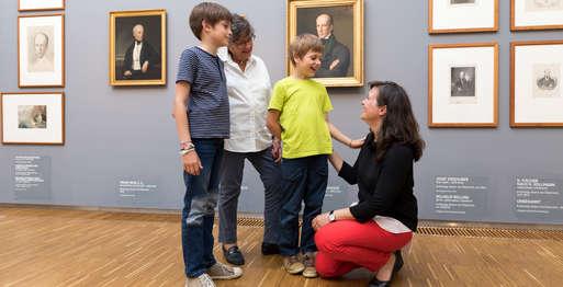 Muttertag im Universalmuseum Joanneum,