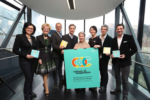 colours of cooperation, Ecsite Annual Conference 03.02.-11.06.2016