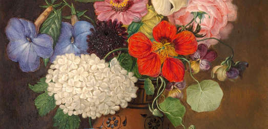 Öl auf Holz, 34 x 28 cm, National Museum of Slovenia, Foto: Toma Lauko, National Museum of Slovenia