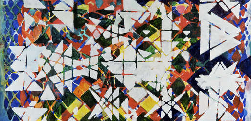 "Terry Winters, ""Arcade"", 2010,"