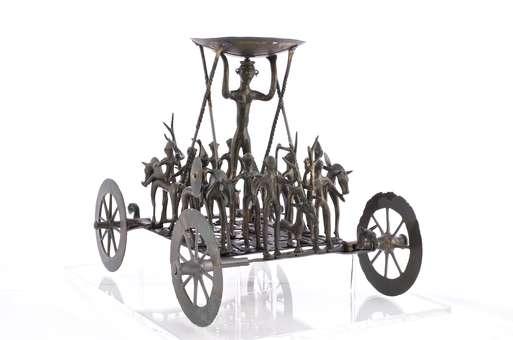 Der Kultwagen von Strettweg,