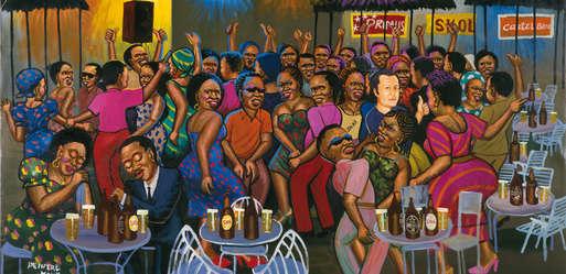 """Moke, """"Nganda Moke"""", 1992,"""