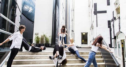 Jugendgruppe, Kunsthaus Graz,