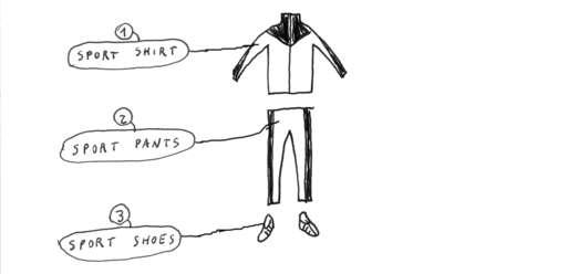 "Aldo Gianotto, ""Sport Suit"", 2016"