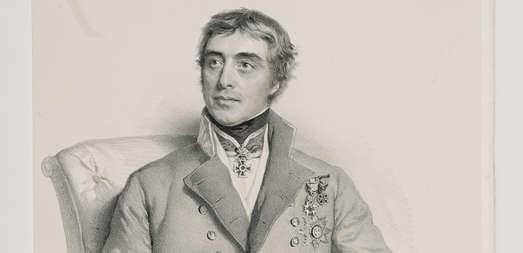 Lithographie von Joseph Kriehuber, 1847, Neue Galerie Graz, Foto: Universalmuseum Joanneum/N. Lackner