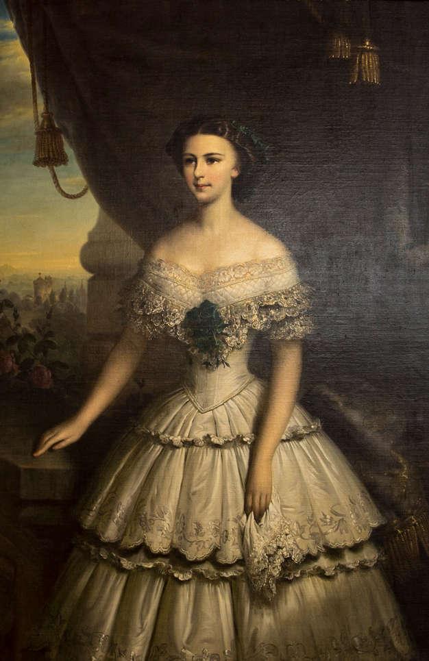 elisabeth von sterreich ungarn aristokratische portr ts. Black Bedroom Furniture Sets. Home Design Ideas