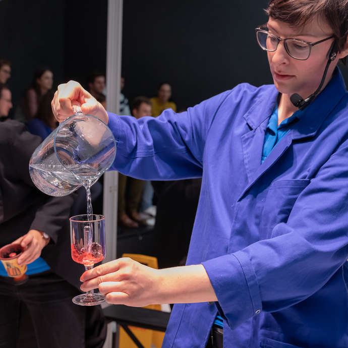 "Science Show ""Das Konzert"","